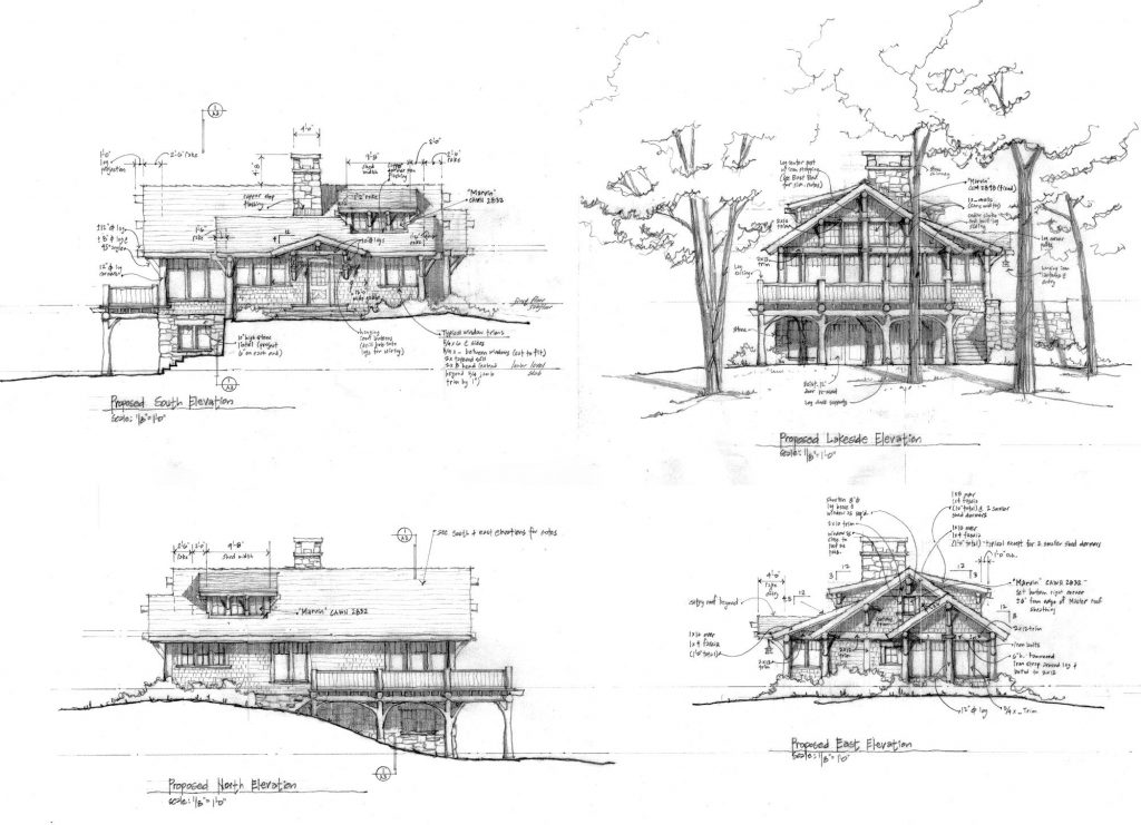 Drawings | Murphy & Co Design